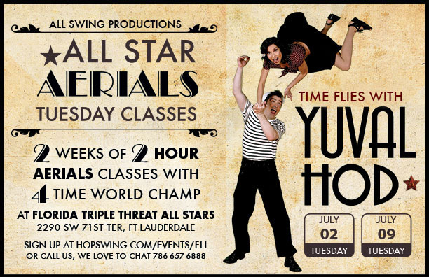 Time flies with Yuval Hod!