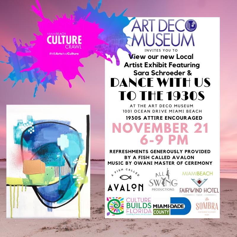 Culture Crawl November 21