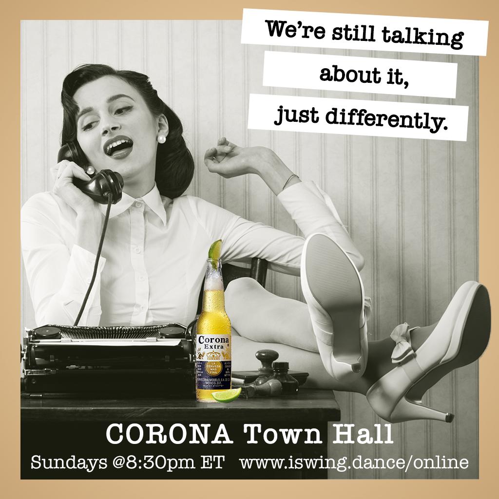 Corona Town Hall